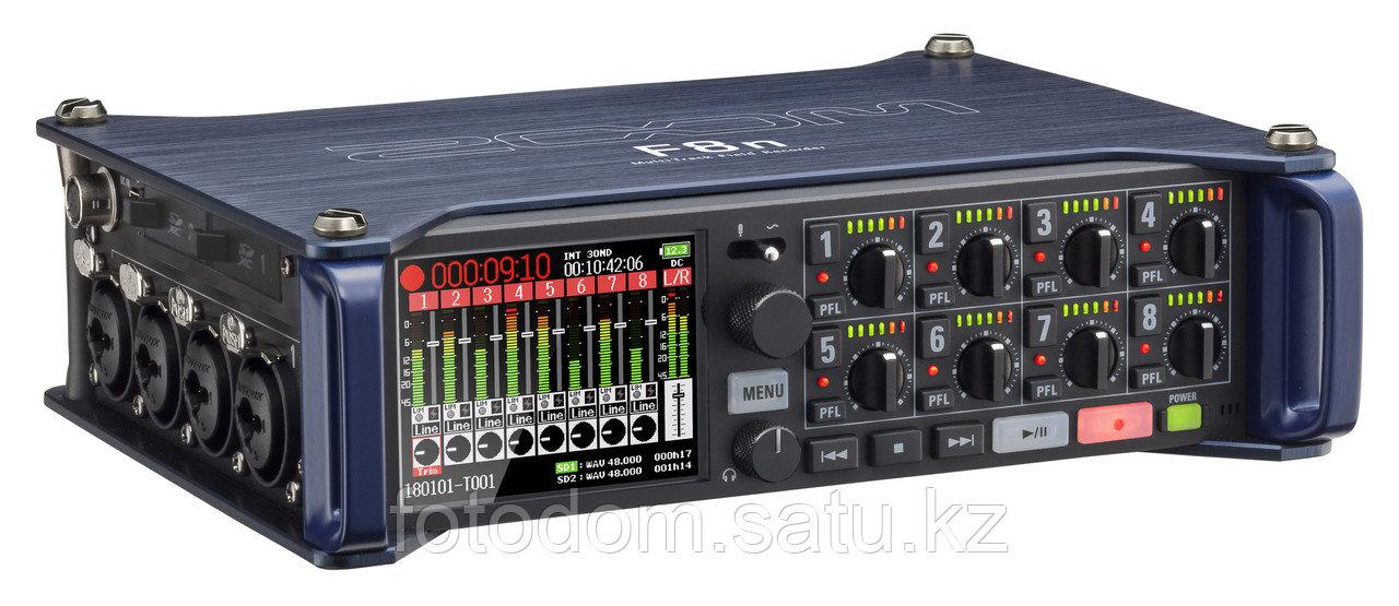 Портативный рекордер ZOOM F8N - фото 1