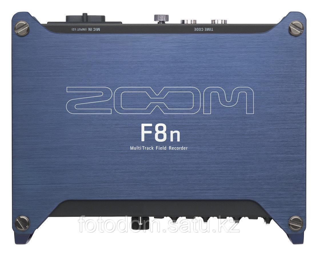 Портативный рекордер ZOOM F8N - фото 4
