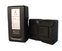 Батарея для светодиодных панелей CN-1900S V-mount