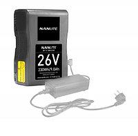 Аккумулятор Nanlite 26V 230Wh