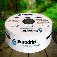 Капельная лента Eurodrip Eolos Compact 6-20-1.0, рулон 2800м