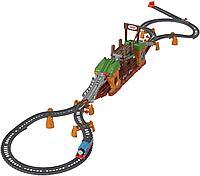 Детская железная дорога Томас «Мост с переправой» Track Master, фото 1