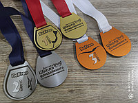 Медали для пловцов