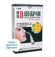 Спрей для носа Bishupen с прополисом (21 ml) - антибактериальное и бактериостатическое средство.