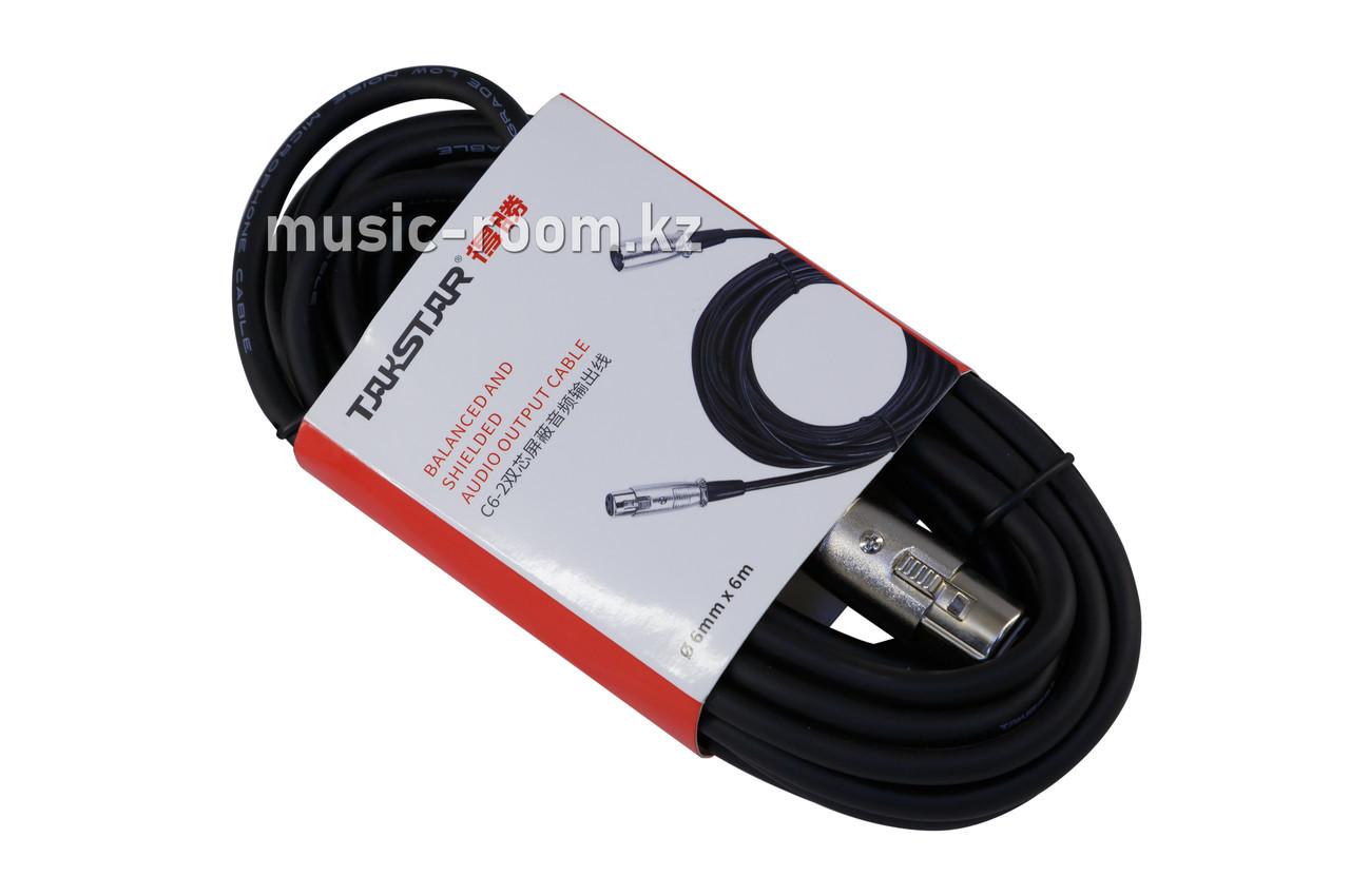 Выходной аудио кабель Takstar C6-2
