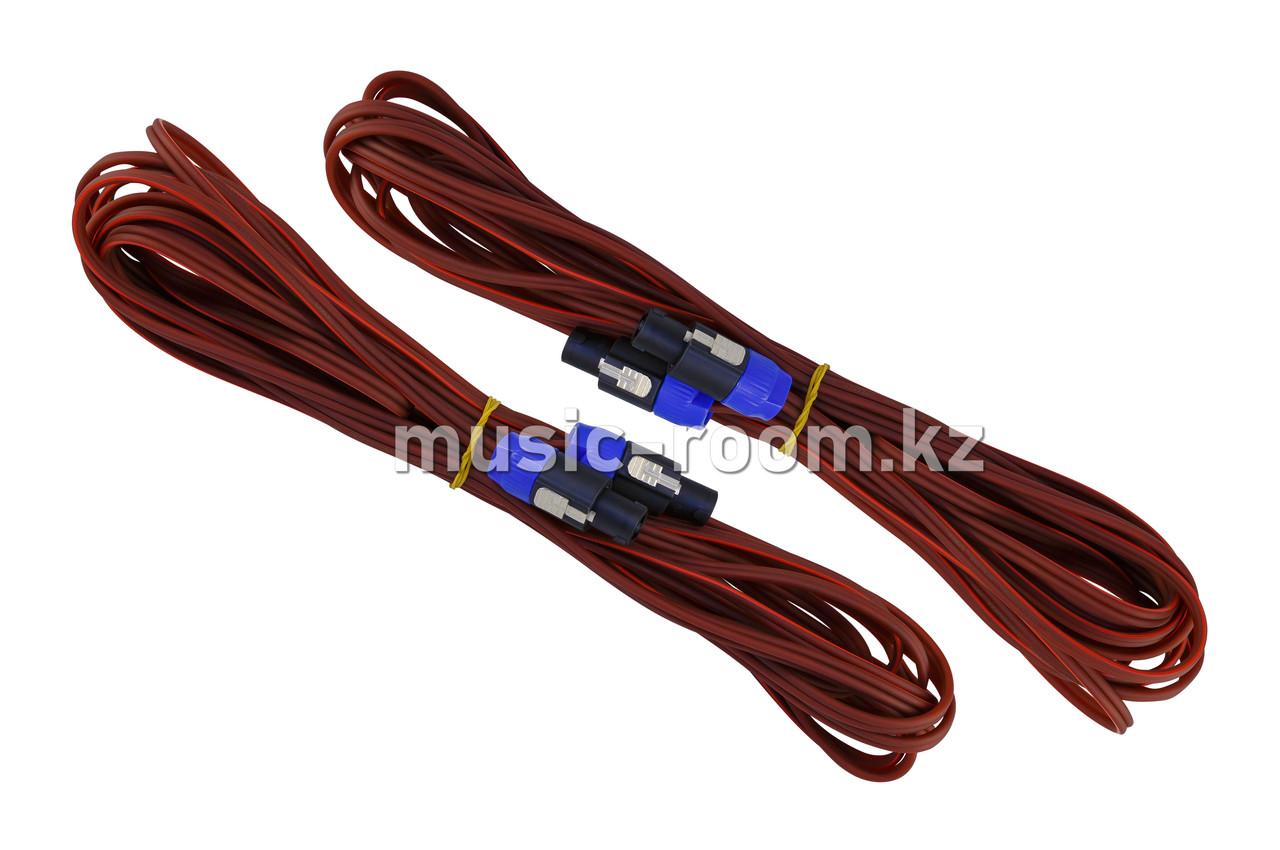 Кабель для акустической системы10м (пара)