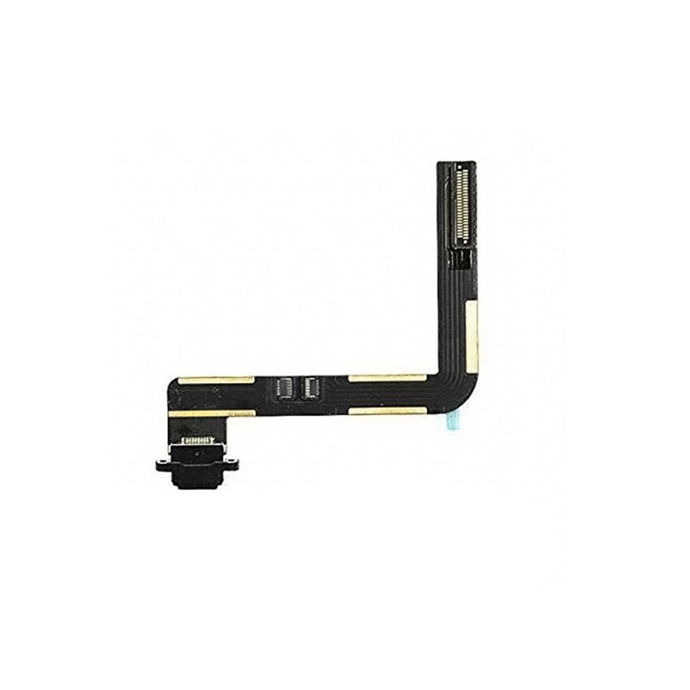 Шлейф Apple iPad Air с коннектором заряда Black (51)