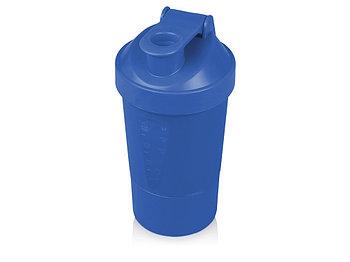 Шейкер для спортивного питания Level Up, голубой