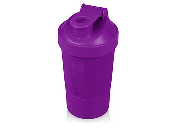 Шейкер для спортивного питания Level Up, фиолетовый
