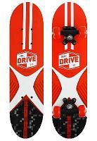 """Скейтборд подростковый """"Sports Drive LIFE"""" 62 х 16 см, колеса PVC 50 мм 4013659"""