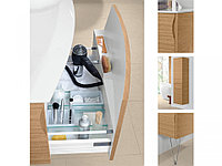 Мебель в комплекте с раковиной (дуб светлый) 1016х400х510 мм Aveo new generation A845 GF GG Villeroy&Boch
