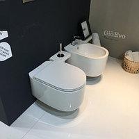 Сиденье с крышкой для унитаза Gio Evolution GZQ Hidra Ceramica