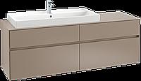 Villeroy & Boch Collaro 4A331G01 Pаковина для установки на тумбу 1000 x 470 mm