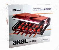 Электрогриль-шашлычница AKEL AB670