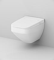 CCC50A1700SC Inspire V2.0 подвесной унитаз с интегрированным электронным биде TouchReel в комплекте с сиденьем