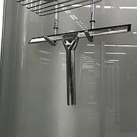 Cкребок для ухода за душевой кабиной (стеклоочиститель) Huppe 608510000