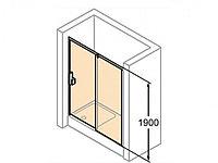 Раздвижная дверь 1000 мм X1 120401.069.321 H?ppe