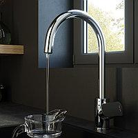 F8007700 Like, смеситель для кухни с каналом для питьевой воды, хром, шт.