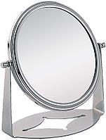 Зеркало косметическое двустороннее настольное 160 мм Claire 4022400 Nicol