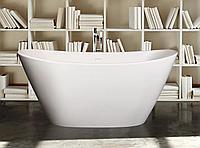 Ванна в комплекте из SilkStone белая 1600х850 Amore VAAMS00 PAA
