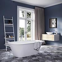 Ванна отдельностоящая в комплекте 1660x815 мм Deco Rim VADERIS00 PAA