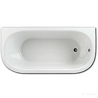 Ванна с двумя круглыми углами BC 1660х750 Vario Long VAVARL00RVSTBC PAA в комплекте