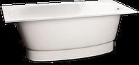 Комплект ванны из литого камня PAA Uno Grande 170x75 VAUNOGR/00+PAUNOGRM/00