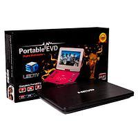 Портативный DVD плеер Portable EVD со встроенным телевизором (13.9)
