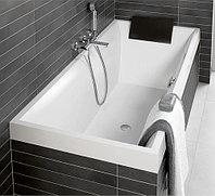 Ванна встраиваемая (кварил) в комплекте 1800x800 мм Squaro BQ180SQR2V-01 Villeroy&Boch