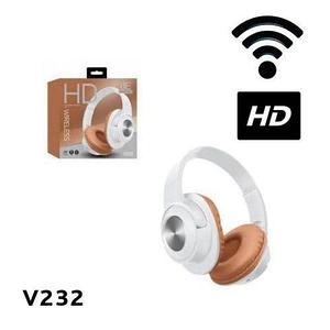 Bluetooth-наушники беспроводные HD Wireless V232 (Золотой)