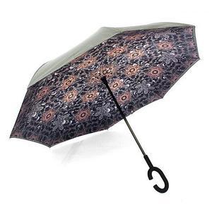 Чудо-зонт перевёртыш «My Umbrella» SUNRISE (Калейдоскоп)