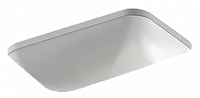 EYA102-00 VOX Встраиваемая раковина, 48 см, белая