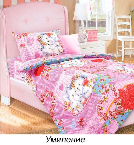 Комплект детского постельного белья от Текс-Дизайн (Умиление)