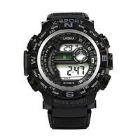 Часы наручные водонепроницаемые и ударостойкие K-SHOCK Lasika Sport (Серый)