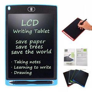 Планшет электронный для рисования и заметок графический LCD Writing Tablet со стилусом (8,5 дюймов)