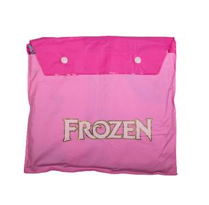 """Дождевик детский из непромокаемой ткани с капюшоном (M / """"Холодное сердце"""")"""