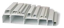 Кабельный канал (пластиковый, белый кабель канал)