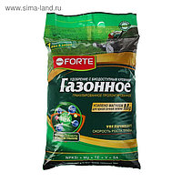 Удобрение пролонгированное Бона Форте Газонное с биодоступным кремнием, 5 кг