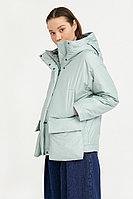 Куртка женская Finn Flare, цвет зеленый, размер M
