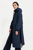 Пальто женское Finn Flare, цвет темно-синий, размер XS