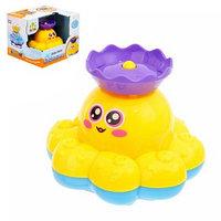 Развивающая игрушка 'Осьминожка' для игры с водой, МИКС