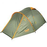 Палатка MUSSON-3 Helios зеленый-оранжевый HS-2366-3 GO
