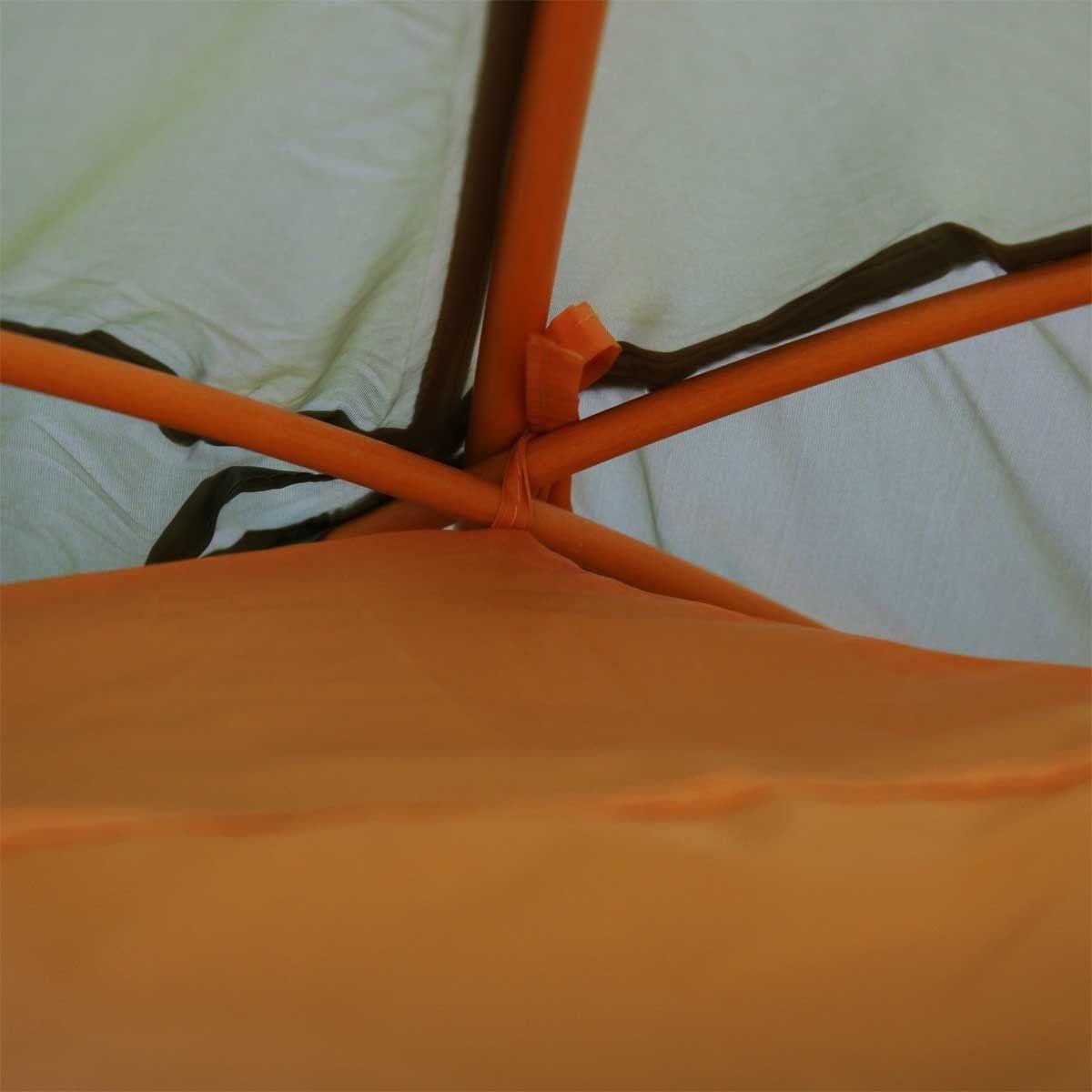 Палатка BREEZE-3 Helios зеленый HS-2370-3 - фото 10