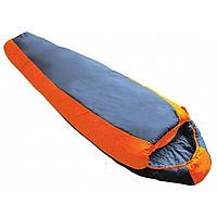 Спальный мешок Nord 5000 BTrace синий/серый, правый S0558