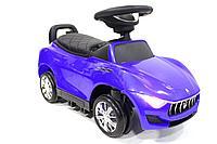 Толокар Hollicy Maserati синий
