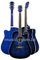 Акустическая гитара Adagio MDF4178C FTBL