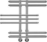 Полотенцесушитель Terminus Диана П7 10x56 см, нерж. сталь