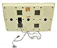 Инкубатор ЗОЛУШКА 70яиц, 220В/12В,авт.поворот, цифр.терморегулятор