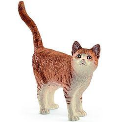 Schleich Фигурка Кошка, 7 см.