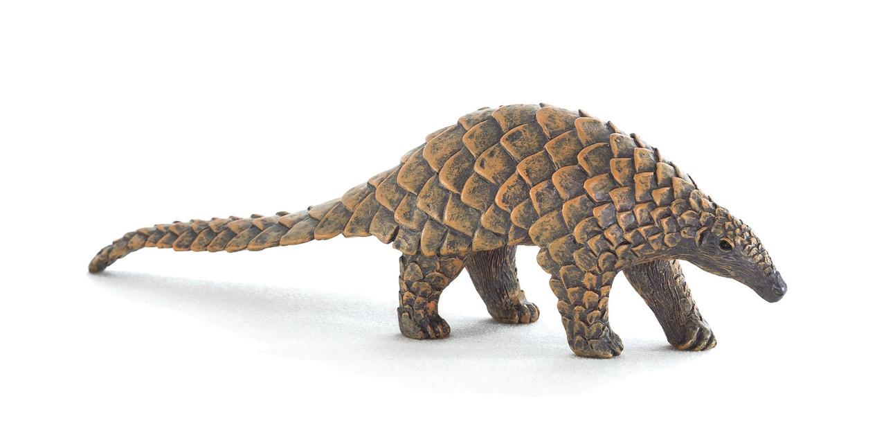 Mojo фигурка Индийский ящер, 13 см.